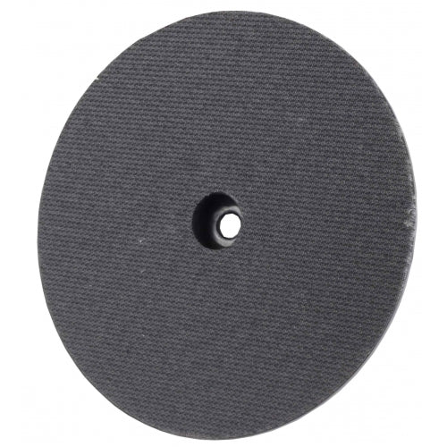 7 inch rubber backing pad with velcro Item: 943A93
