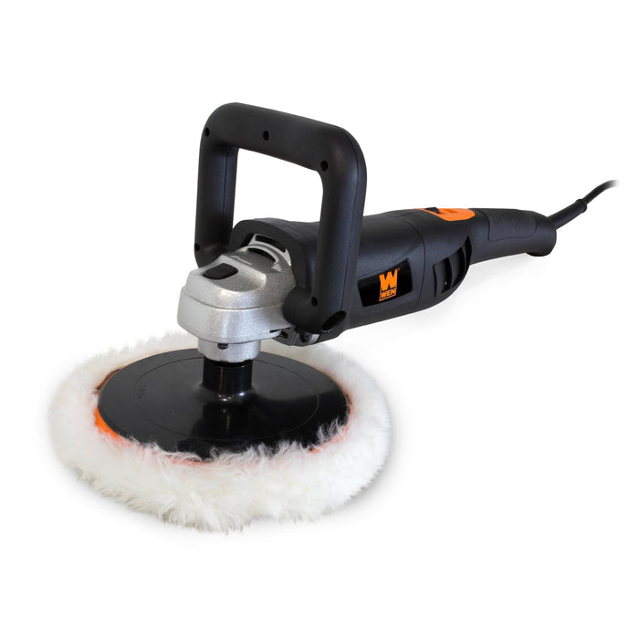 WEN R948 10-Amp 7-Inch Variable Speed Polisher with Digital Readout (Manufacturer Refurbished)