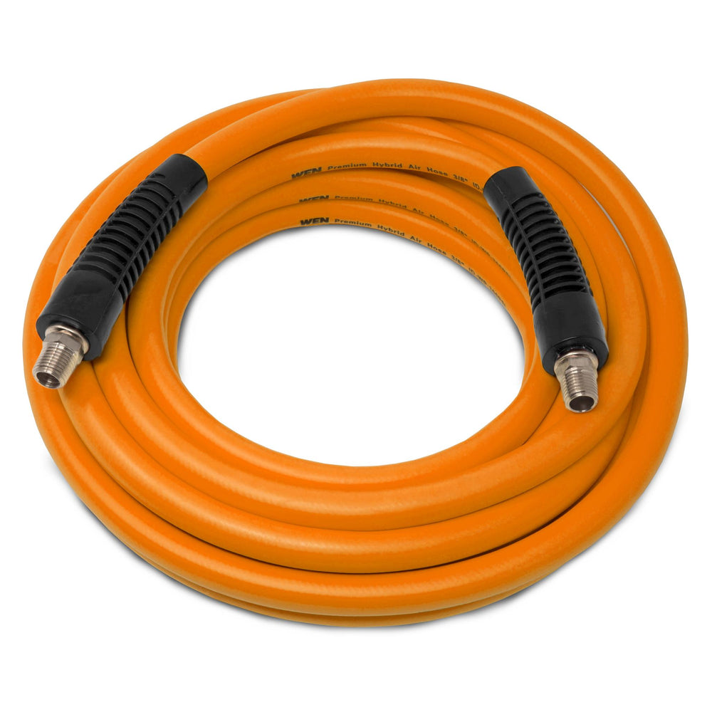 WEN AH3825 25-Foot by 3/8-Inch 300 PSI Hybrid Polymer Pneumatic Air Hose