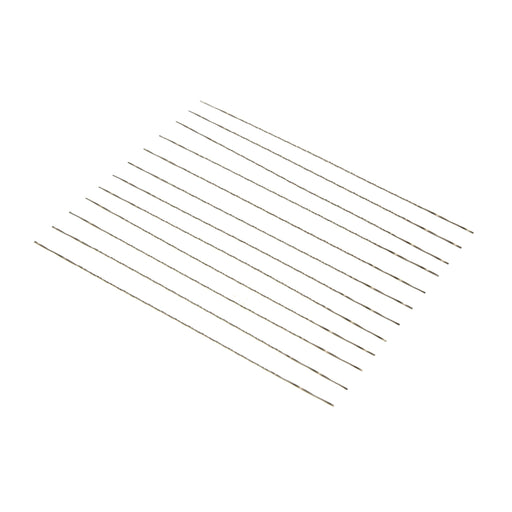 WEN BLXX00 #2/0 Spiral Pinless Scroll Saw Blades, 12 Pack