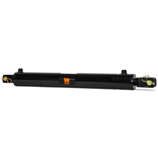WEN CC2016 Clevis Hydraulic Cylinder with 2-inch Bore and 16-inch Stroke