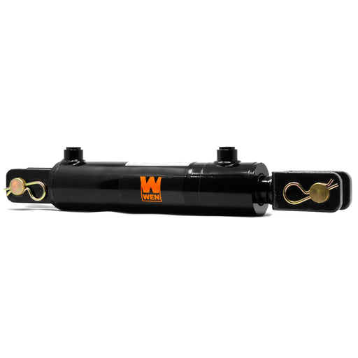 WEN CC2512 Clevis Hydraulic Cylinder with 2.5-inch Bore and 12-inch Stroke