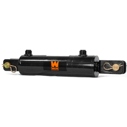 WEN CC3008 Clevis Hydraulic Cylinder with 3-inch Bore and 8-inch Stroke