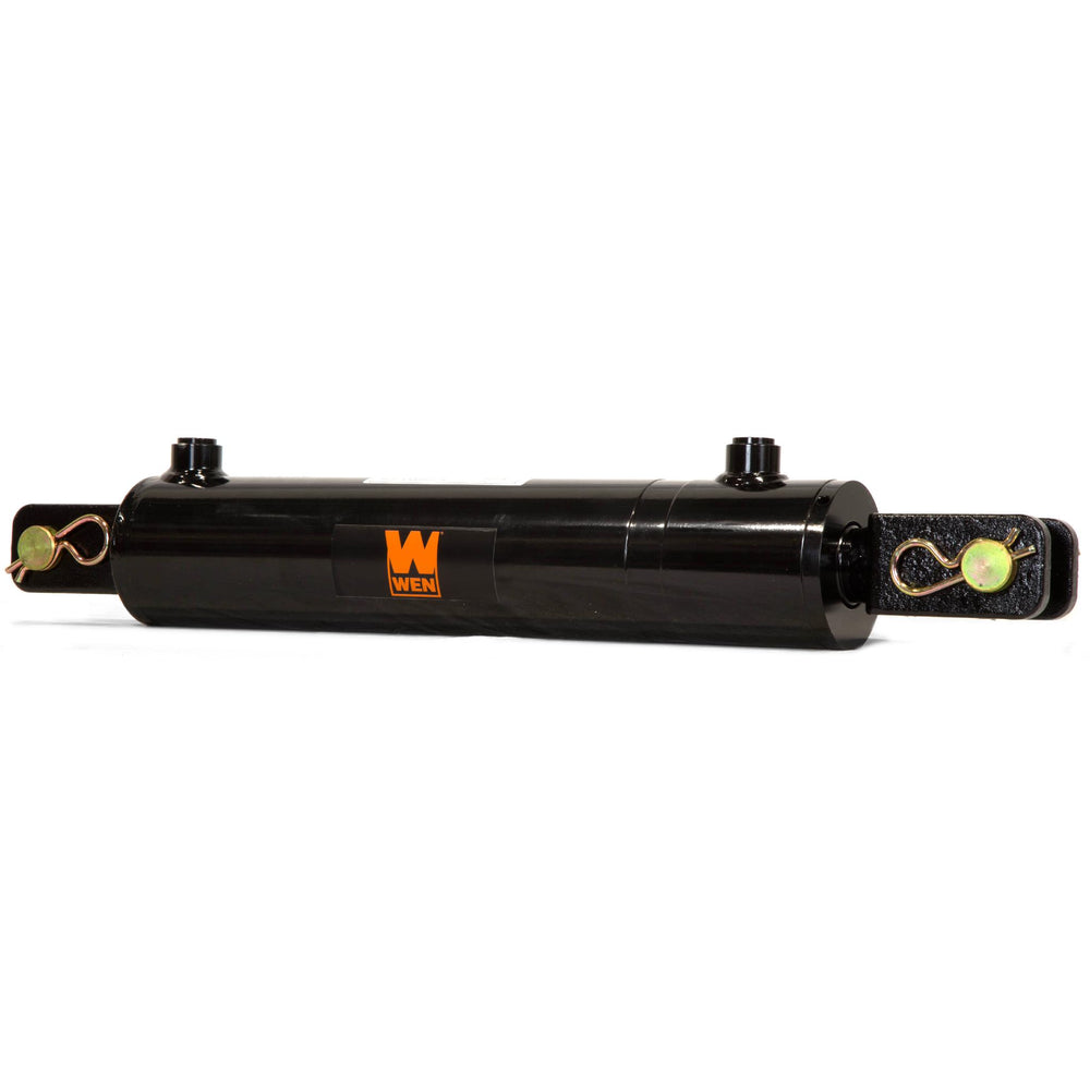 WEN CC3016 Clevis Hydraulic Cylinder with 3-inch Bore and 16-inch Stroke