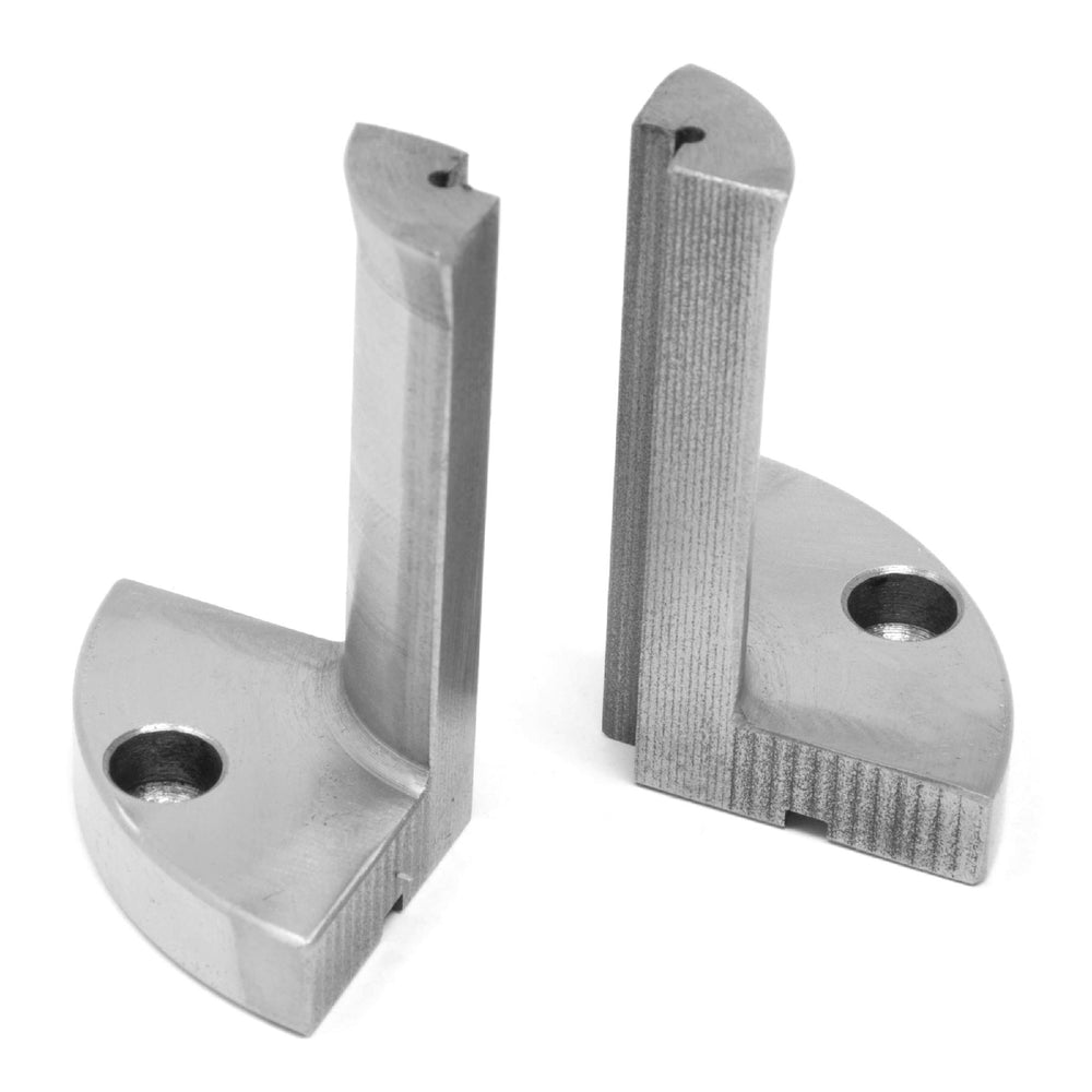 WEN LA423D 2-Inch Extended Lathe Chuck Jaws with Internal Square Grip and External Dovetail Profile