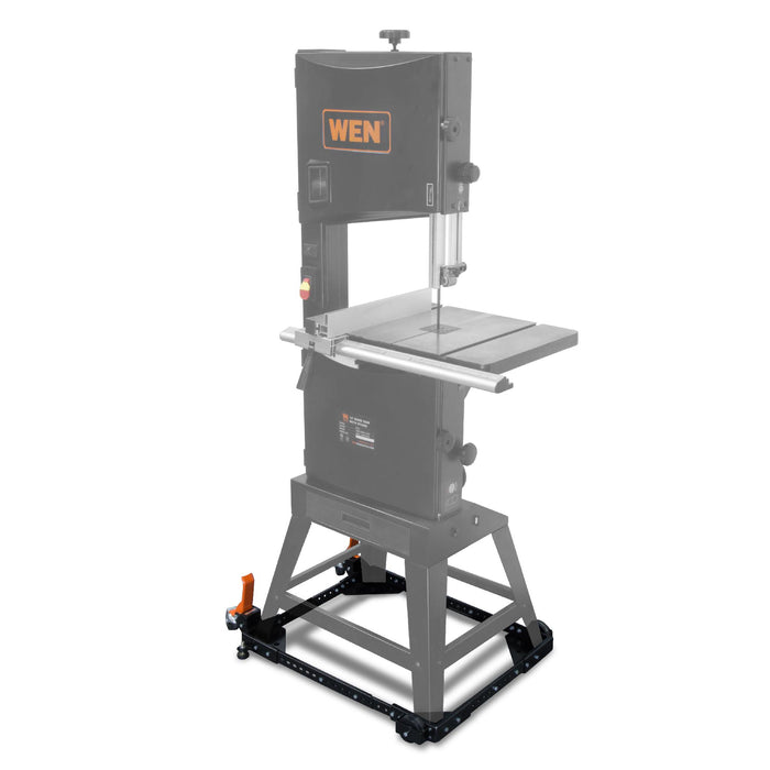 WEN MB500 Heavy Duty 500-Pound Capacity Universal Mobile Base for Tools and Machines