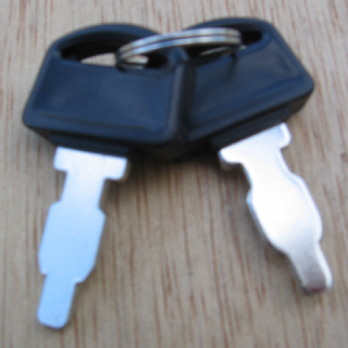 [P55340] Starting Key (2-Pack)