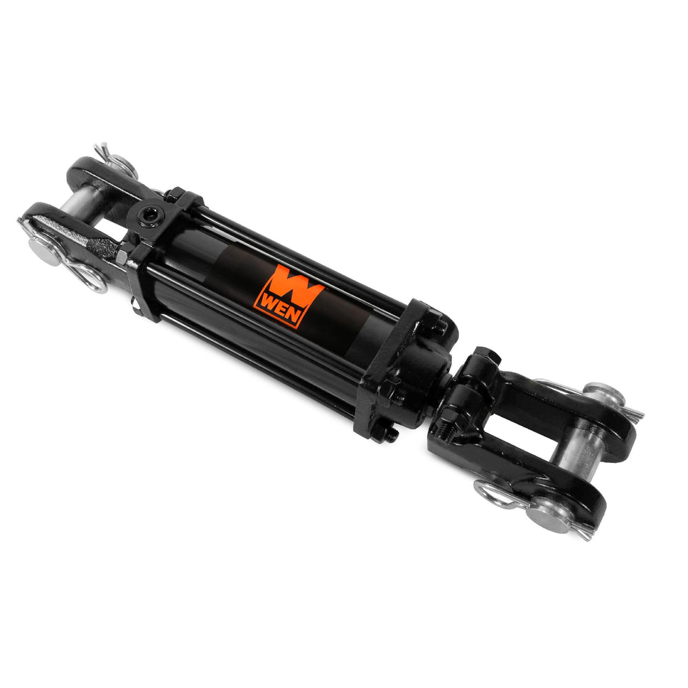 WEN TR2010 2500 PSI Tie Rod Hydraulic Cylinder with 2 in. Bore and 10 in. Stroke