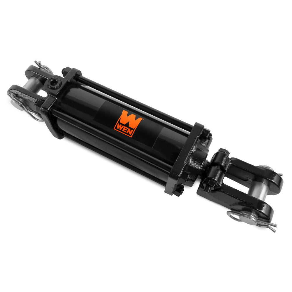 WEN TR3006 2500 PSI Tie Rod Hydraulic Cylinder with 3 in. Bore and 6 in. Stroke