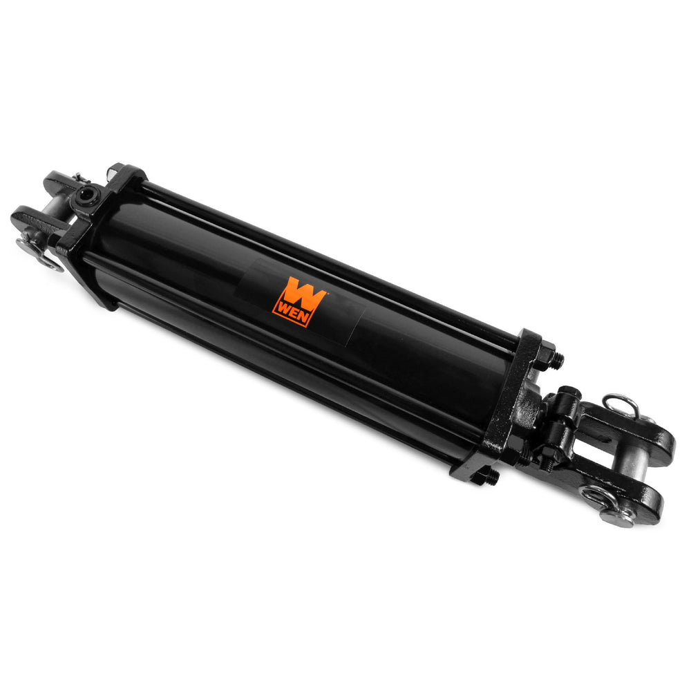 WEN TR3512 2500 PSI Tie Rod Hydraulic Cylinder with 3.5 in. Bore and 12 in. Stroke