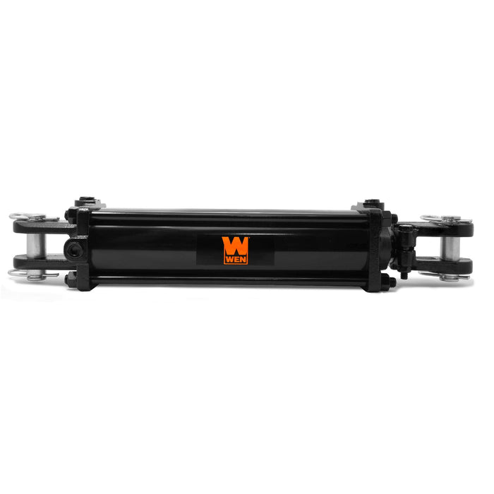 """WEN TR3530 2500 PSI Tie Rod Hydraulic Cylinder with 3.5/"""" Bore and 30/"""" Stroke"""