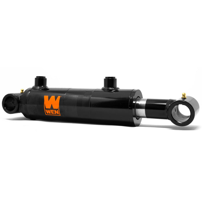 WEN WT1506 Cross Tube Hydraulic Cylinder with 1.5-inch Bore and 6-inch Stroke