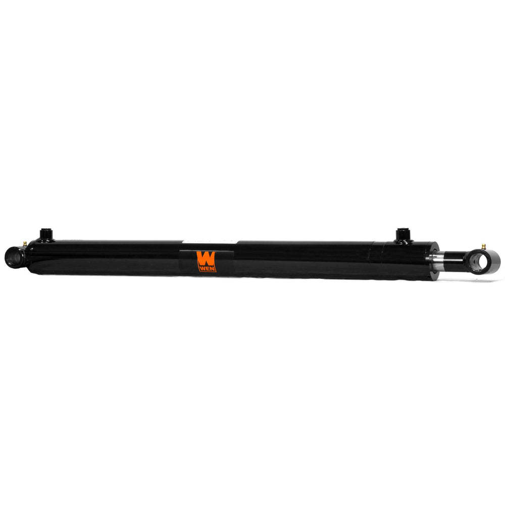WEN WT1512 Cross Tube Hydraulic Cylinder with 1.5-inch Bore and 12-inch Stroke