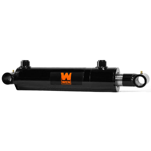 WEN WT2510 Cross Tube Hydraulic Cylinder with 2.5-inch Bore and 10-inch Stroke