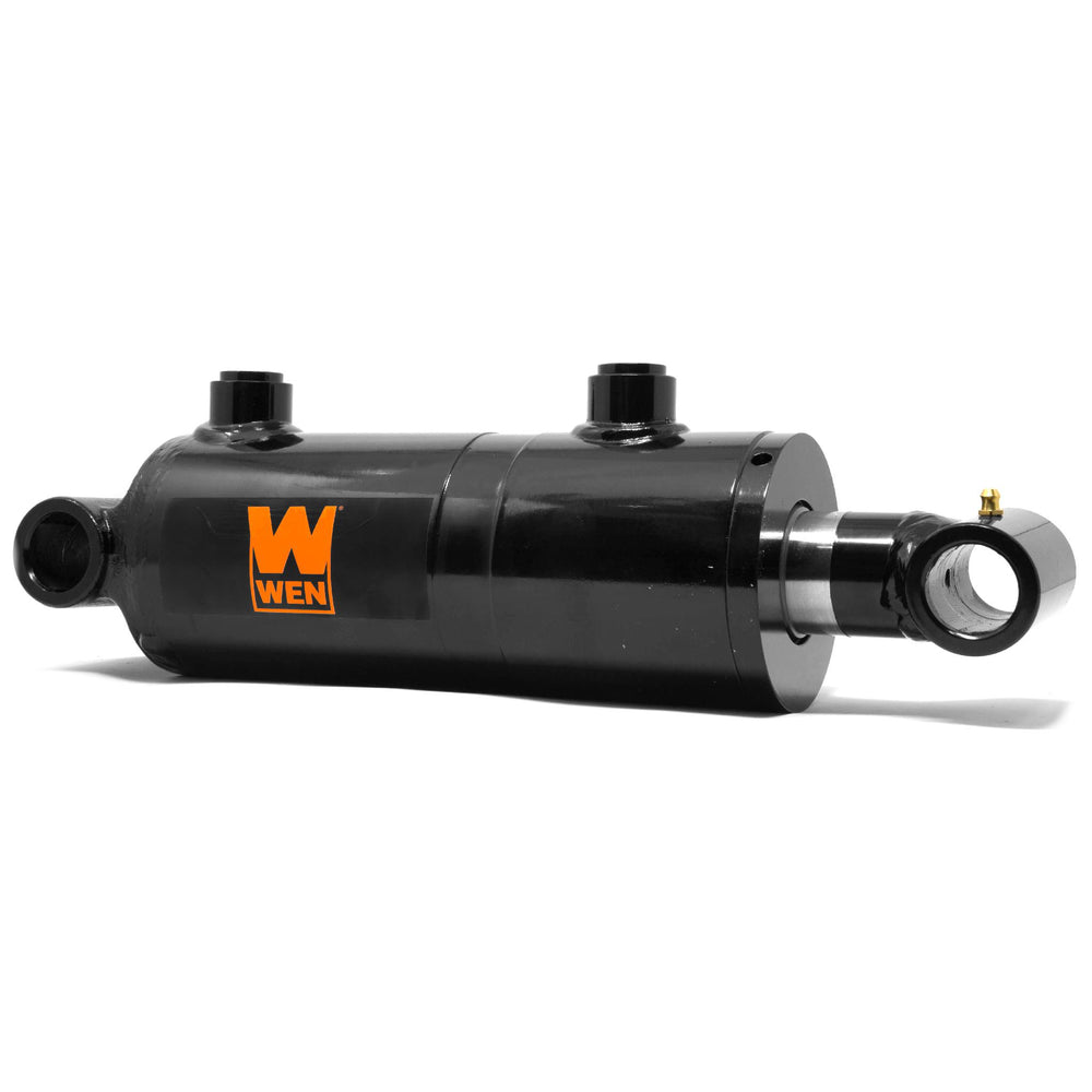 WEN WT3010 Cross Tube Hydraulic Cylinder with 3-inch Bore and 10-inch Stroke