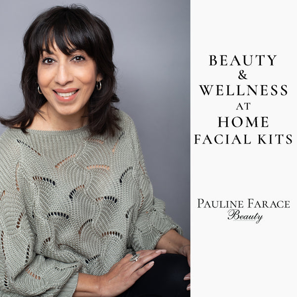 Beauty & Wellness at Home Facial Kits BACK IN STOCK!   *2nd Generation
