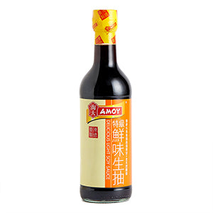 Gold Label Light Soy Sauce - 16.9 Oz