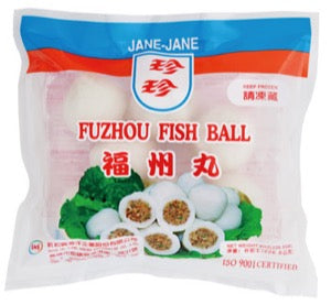 Fuzhou Fishball