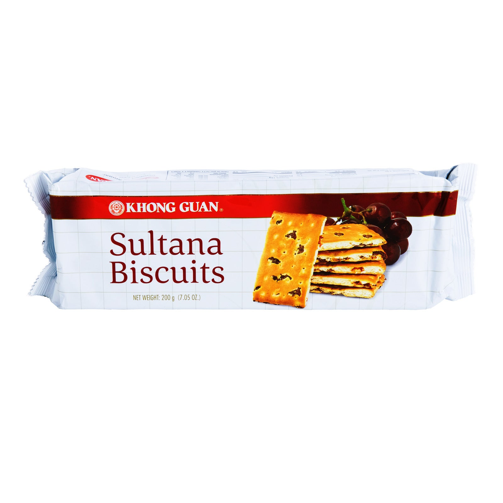 Sultana Biscuits