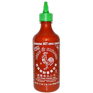 Huy Fong Foods Sriracha Hot Chili Sauce - 17 Oz
