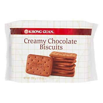 Creamy Chocolate Biscuit