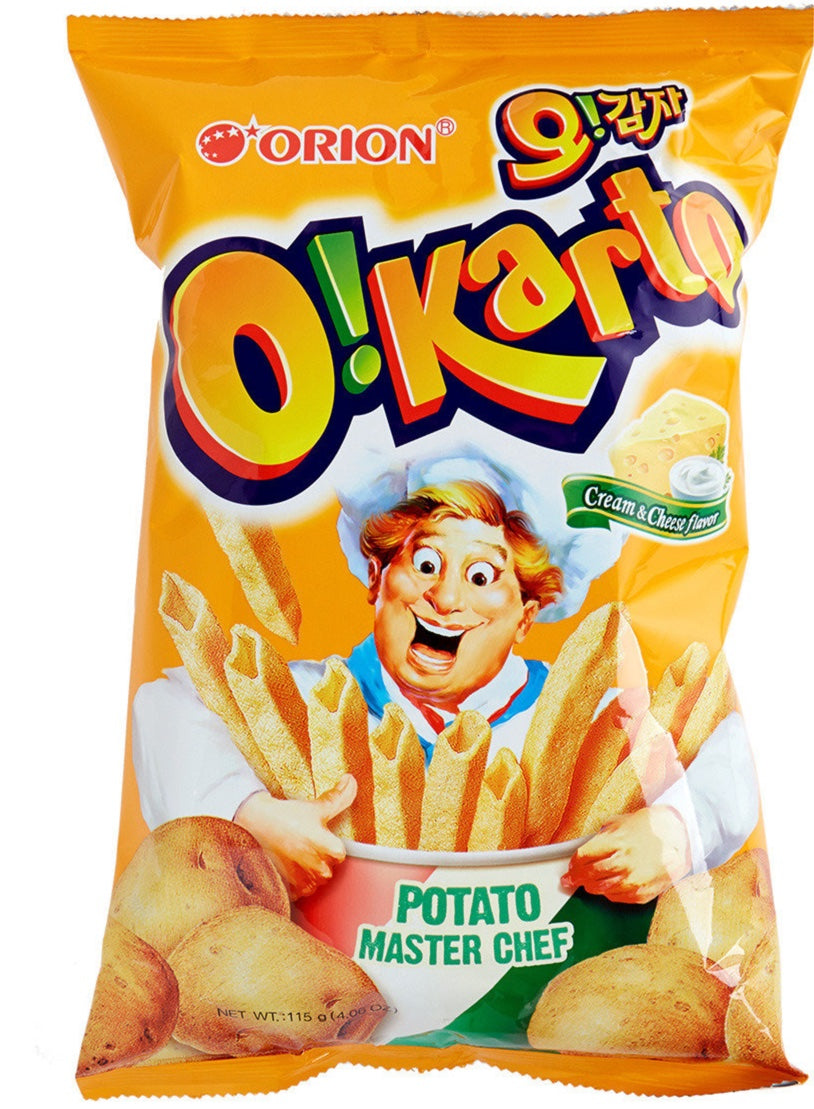 Orion Potato Chips (Cream Cheese)