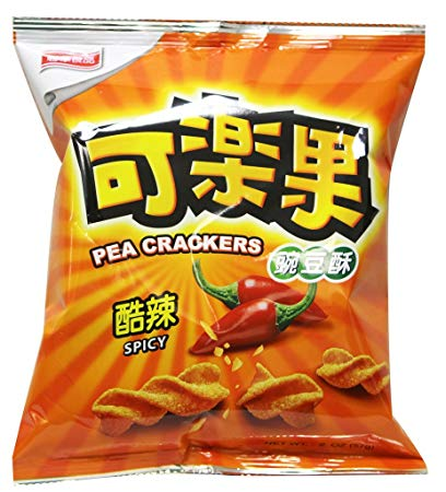 Koloko Pea Cracker (Spicy)