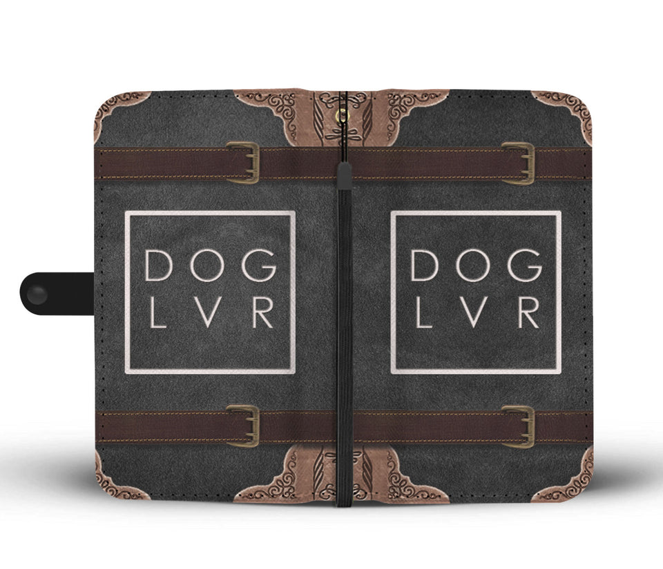 Dog lover wallet phone case - Beelat Sydney
