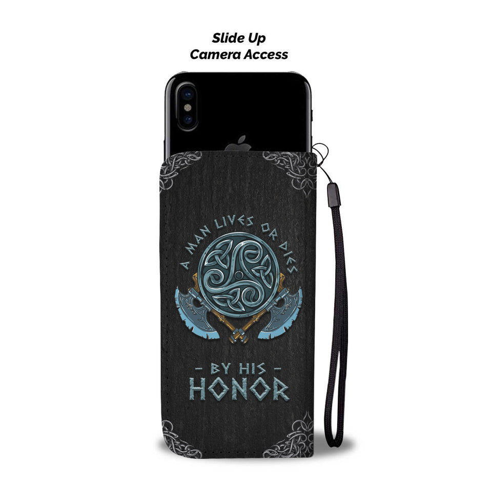 By his honor wallet phone case - Beelat Sydney