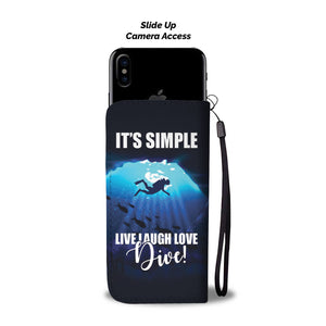It's simple wallet phone case - Beelat Sydney