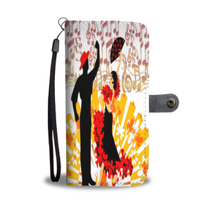 Samba lovers RFID Protected wallet phone case - Beelat Sydney