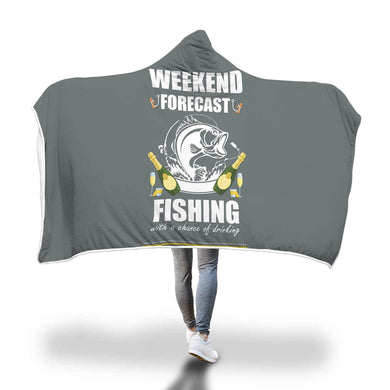 Fishing hooded blanket - Beelat Sydney