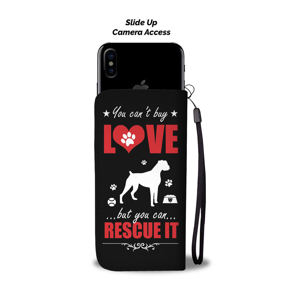 Love quote wallet phone case - Beelat Sydney
