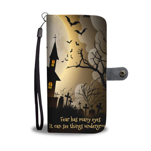 Halloween lovers Custom Wallet Phone Case - Beelat Sydney