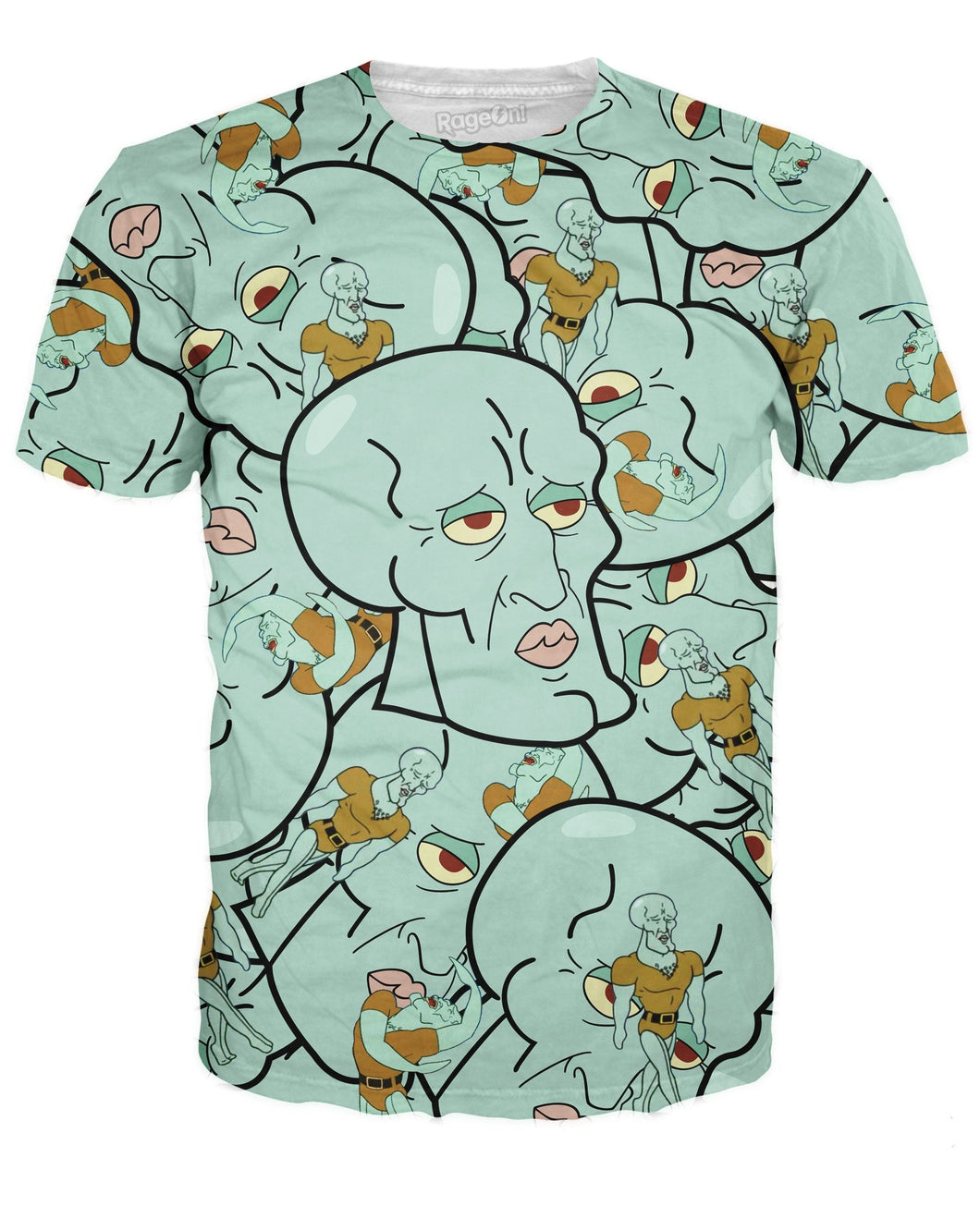 Handsome Squidward T-Shirt - Beelat Sydney