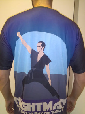 Nightman T-Shirt - Beelat Sydney
