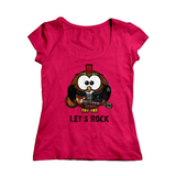 Let's Rock T-Shirt - Beelat Sydney