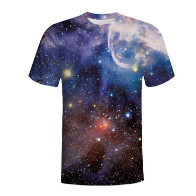 Galaxy Printing fashionable Tees - Beelat Sydney