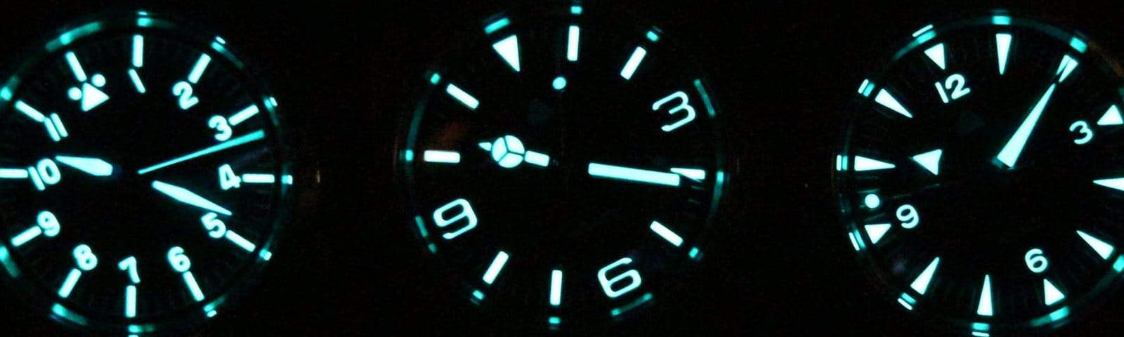 Learn About The Swiss Super-LumiNova BGW9 Lume-Lucius Atelier