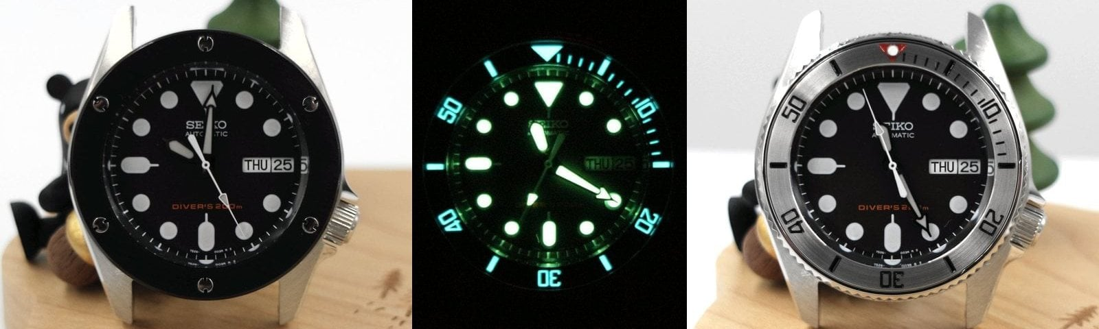 New SKX013 Mod Parts and more!