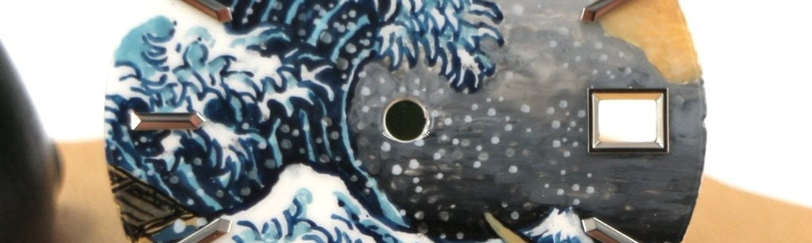 HALL OF FAME: The Owners of Hand Painted Great Wave off Kanagawa Dial