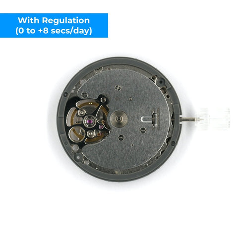 Seiko (SII) NH38 Automatic Movement - Open Heart