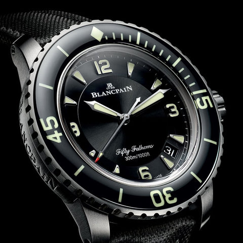 Blancpain Fifty Fathoms from 2007