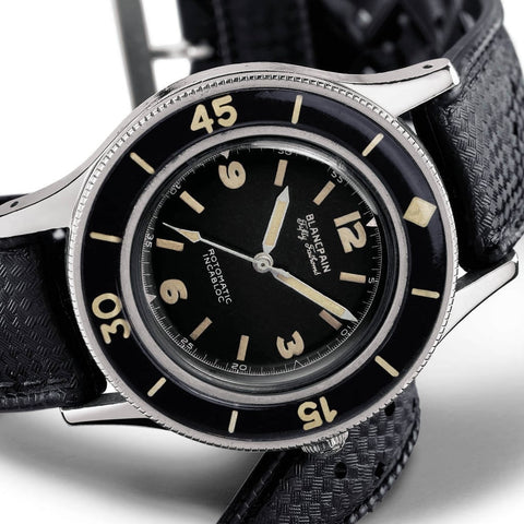 The Original Blancpain Fifty Fathoms 1953