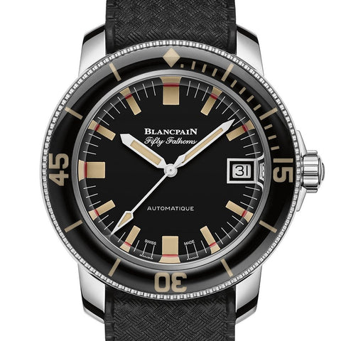 Blancpain Fifty Fathoms Pencil Hands