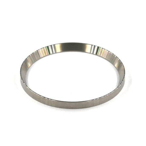SKX007 Brushed Silver Chapter Rings | 316L Stainless Stain - SEIKO Mod Parts