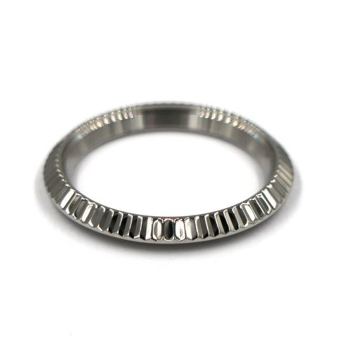 The Sliver Fluted Bezel for SNK803, SNK805, SNK807, SNK809, SNK811 and 7S26-02J0 watch cases