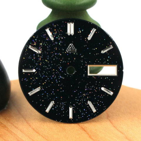 Stardust Dial v2 (Day Date) - A SEIKO Mod Dial by Lucius Atelier