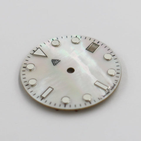 Submariner Dial - Mother of Pearl Edition (Date) | A SEIKO Mod Part by Lucius Atelier