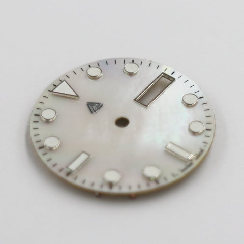 Submariner Dial - Mother of Pearl Edition (Day Date) | A SEIKO Mod Part by Lucius Atelier